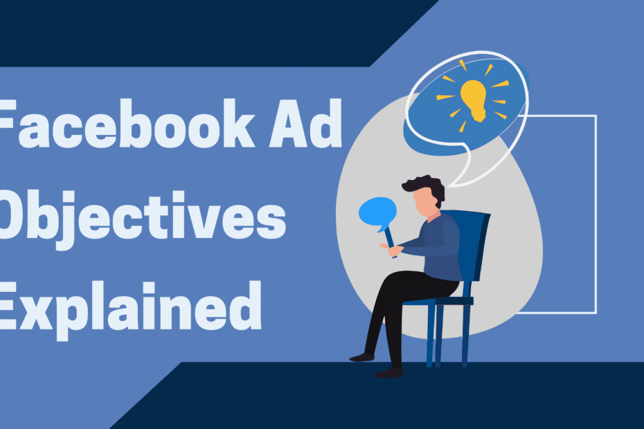 Facebook Ad Objectives…Explained